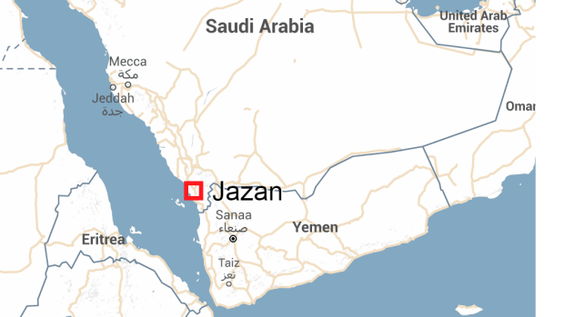 A teacher in Jazan province, Saudi Arabia, shot and killed at least six people on Thursday, according to the state television channel. Jazan is located near the border with Yemen and has been targeted by missiles and cross-border fire.
