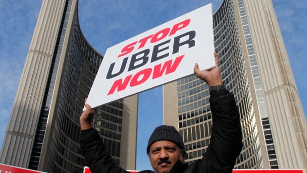 Canadians don't agree, a new poll suggests, but many think Uber needs to be regulated.