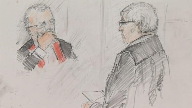 Justice John Walsh, Gary Miller