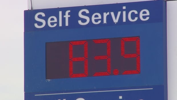 Gas holds steady at a five-year low.