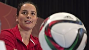 Olympic women's soccer qualifying: Canada united despite age disparity