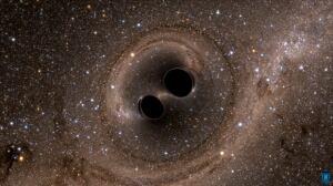 Binary black hole
