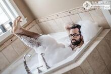 Brendan Williams in Bath