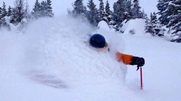 With new snow forecast for Friday, Kicking Horse Mountain is a good choice this long weekend.