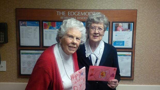 valentine's day seniors mother mary greene school
