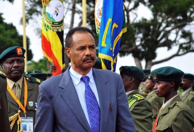 Eritrea President Issaias Aferworki