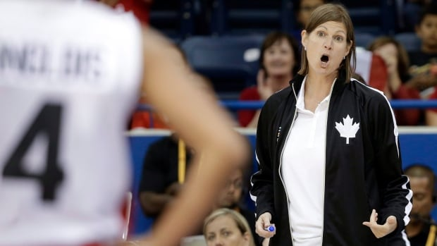"Canada's women's basketball head coach Lisa Thomaidis is dealing with high expectations after a ""dream summer"" in 2015."