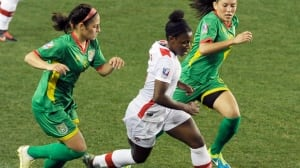 Olympic women's soccer qualifying: Canada easily dispatches Guyana