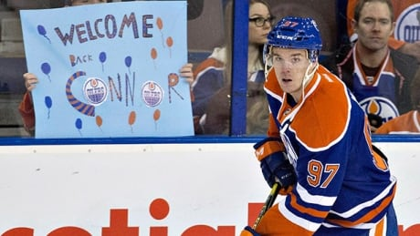 Will Connor McDavid Finish As NHL's Top Rookie?