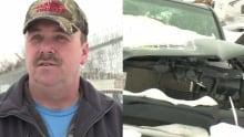 Shawn Feener dashcam accident