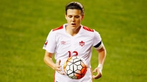 CONCACAF Women's Olympic Qualifying Championship: Canada vs. Trinidad and Tobago