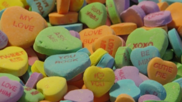 The average Canadian consumes 40 kilograms of sugar annually, and this weekend that will likely take the form of candy hearts, chocolate and other confections.