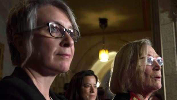 Minister of Status of Women Patty Hajdu and Indigenous and Northern Affairs Minister Carolyn Bennett met with family members and loved ones of missing and murdered indigenous women and girls in Calgary.