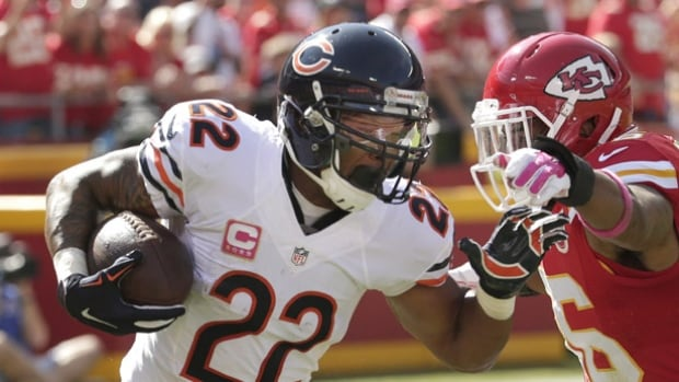 Matt Forte won't return to play for the Chicago Bears for another season, he announced Friday on Instagram.