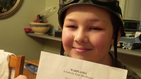 10-Year-Old Euan MacDonald plans to fly in Hamilton's Lancaster Bomber