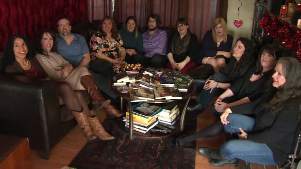 Romancing the Rock is a support group for Newfoundland writers who say they aren't always taken seriously by other authors, even though they sell a lot of books.