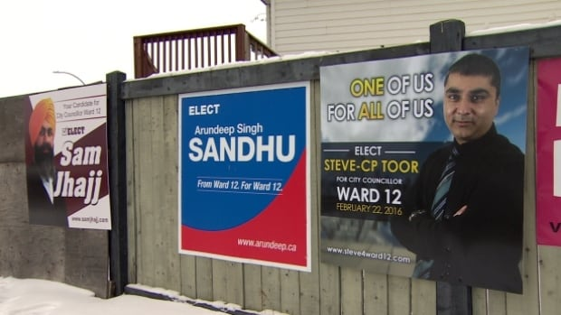 Thirty-two candidates are vying for the hotly contested Ward 12 seat in a Feb. 22 byelection.