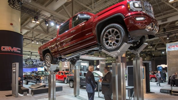 Pickup truck sales have grown rapidly in the past five years, but with job losses in Alberta and Saskatchewan, the debt from auto loans is hanging over some consumers.