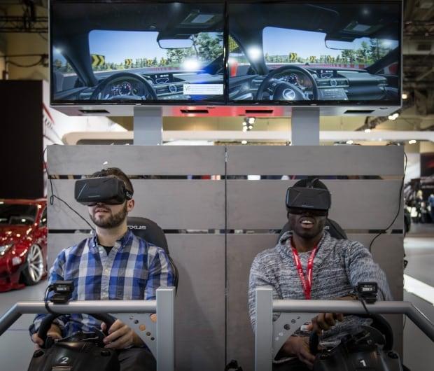 lexus virtual reality
