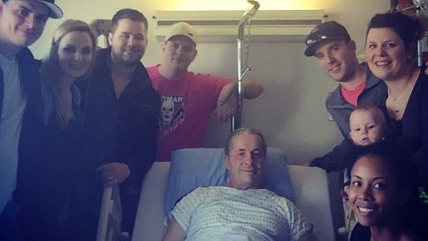 'Surgery's over and on the long road to recovery,' begins Bret 'The Hitman' Hart's recent Instagram post.