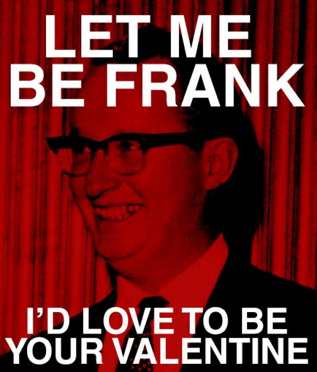 Frank Moores valentine