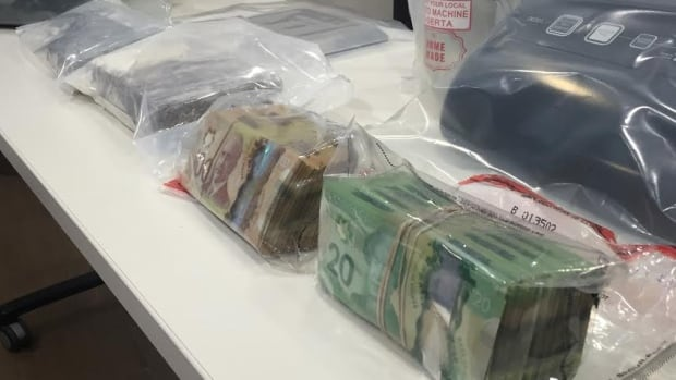 A months-long investigation by ALERT netted over $100,000 in cash.