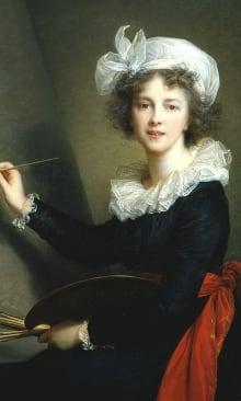 Élisabeth Louise Vigée Le Brun (1755–1842)