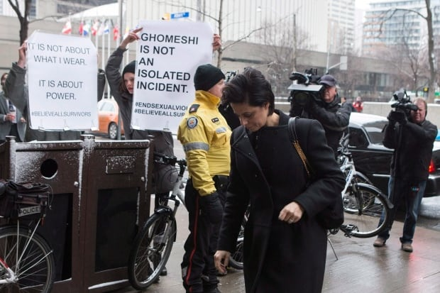 Jian Ghomeshi Acquitted of Sexual Assault Charges