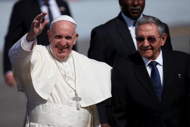 POPE-ORTHODOX/CUBA