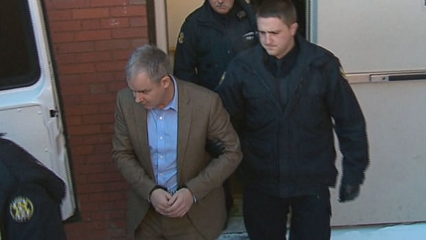 Dennis Oland's legal team has filed an appeal of the decision by Justice J.C. Marc Richard not to free him on bail while awaiting an appeal of his conviction for second-degree murder in the killing of his father.