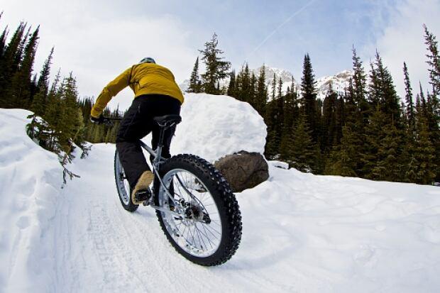 Fat Bike winter tire