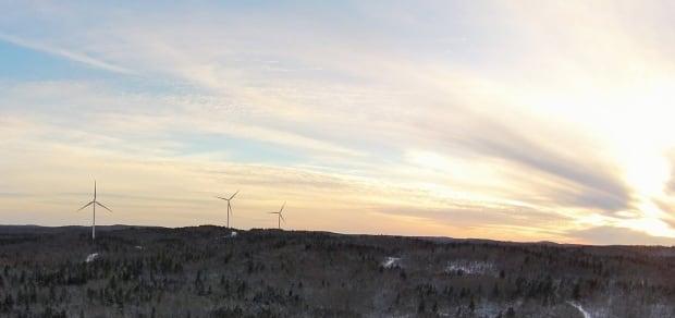 Martock Ridge, Nova Scotia