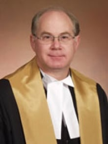 Justice Marc Richard, Court of Appeal