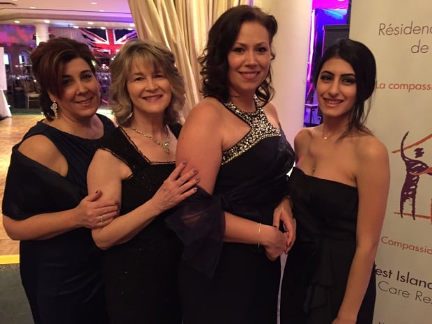 West Island Palliative Care Residence's Valentine's Day Ball, 2016
