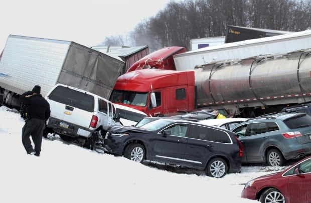 Interstate Pileup