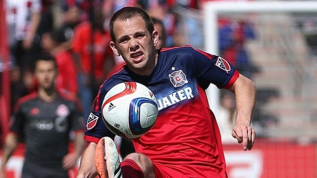 Midfielder Harry Shipp was dealt to the Montreal Impact on Saturday from the Chicago Fire in exchange for allocation money.