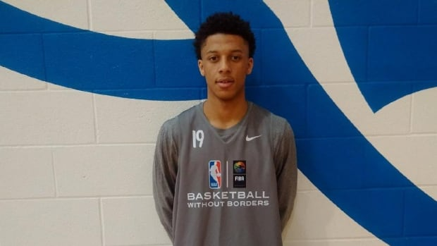 Lindell Wigginton, 17, is considered one of Canada's best young point guards.