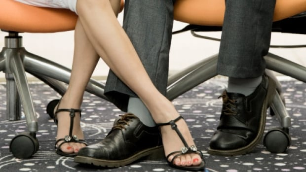 Don't get distracted by your co-worker's office romances, says workplace psychologist Jennifer Newman.