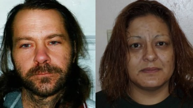 Coquitlam RCMP say both David Fomradas and Violet Miharija are missing from the Forensic Psychiatric Hospital and should not been approached if seen.