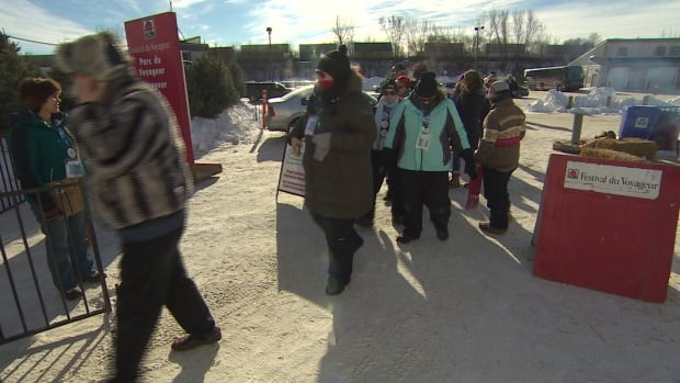 Hundreds of Manitobans took in Day 2 of Festival du Voyageur Saturday in Winnipeg.