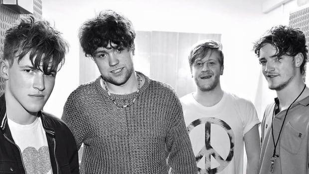 The band Viola Beach was based in Warrington in northwestern England.