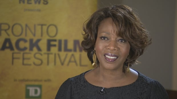 12 Years A Slave, Annabelle actor Alfre Woodard received a lifetime achievement award at the Toronto Black Film Festival Saturday.