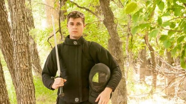 Cody Skillen is head instructor and founder of Winnipeg Knightly Arts.