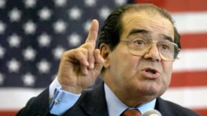 Scrap over Scalia's successor