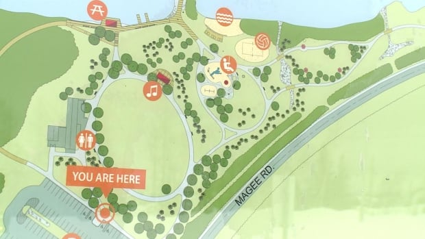Cobb's Pond Map