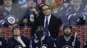 Andrew Ladd, Jets try to ignore trade talk as NHL deadline looms