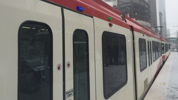 A Calgary city councillor wants the city to examine whether there should be more stops along the LRT's Red Line.