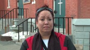 Danielle Boudreau Womens Memorial March Edmonton Founder