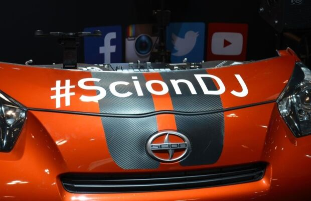 Scion Toronto Auto Show