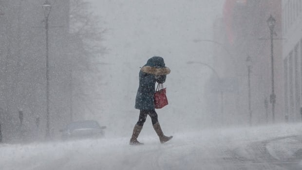Spring may have sprung but winter isn't done with us yet, snow, freezing rain, and ice pellets are in the forecast for Monday.